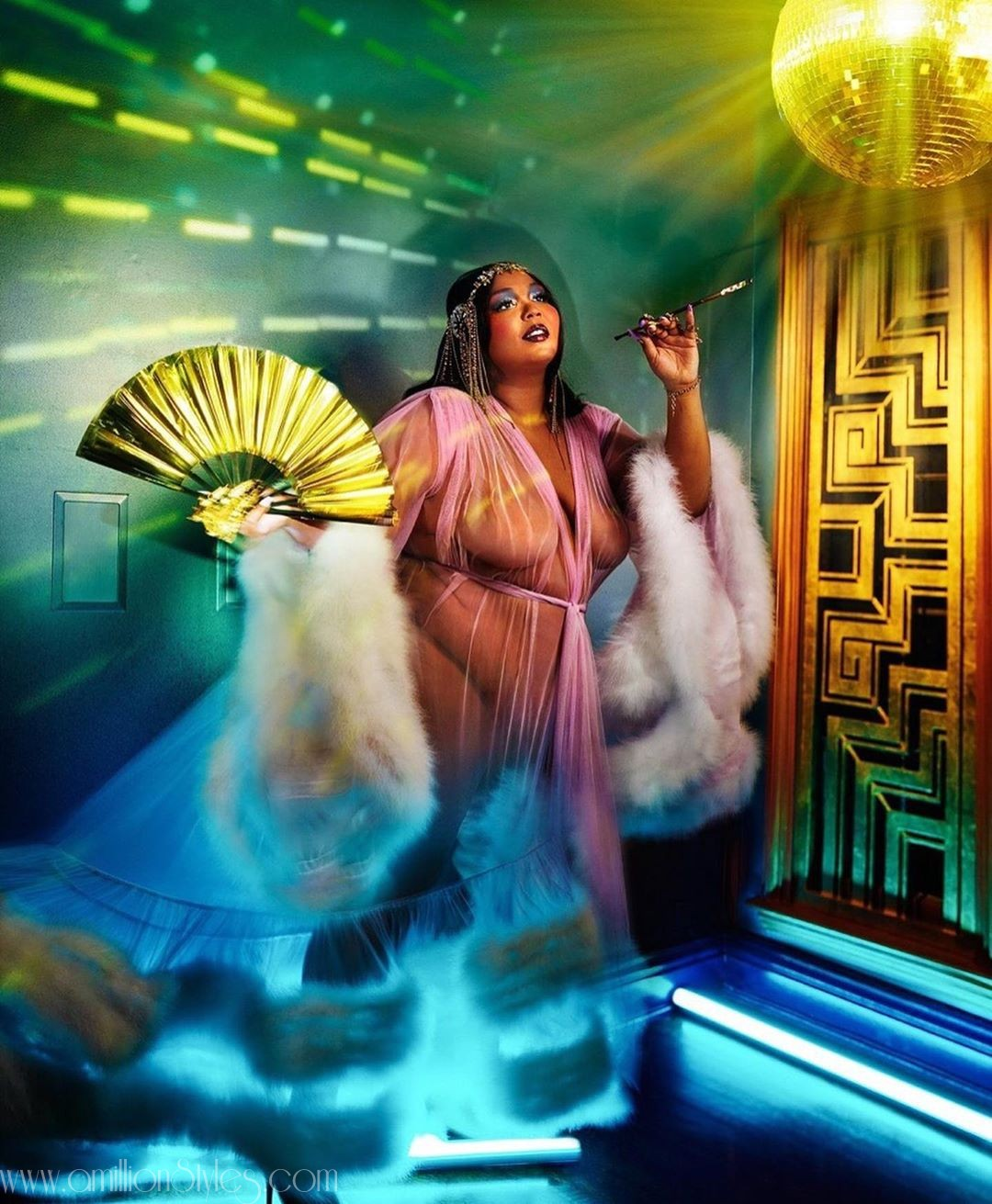 You Must See These Shots Of Lizzo In Rolling Stone