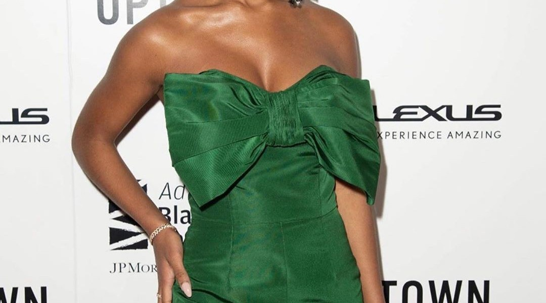 Marsai Martin Looks Adorable In Green Jumpsuit By Alexia Maria