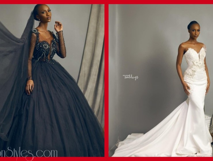 Which Of These Wedding Gowns By Tubo Would You Wear?
