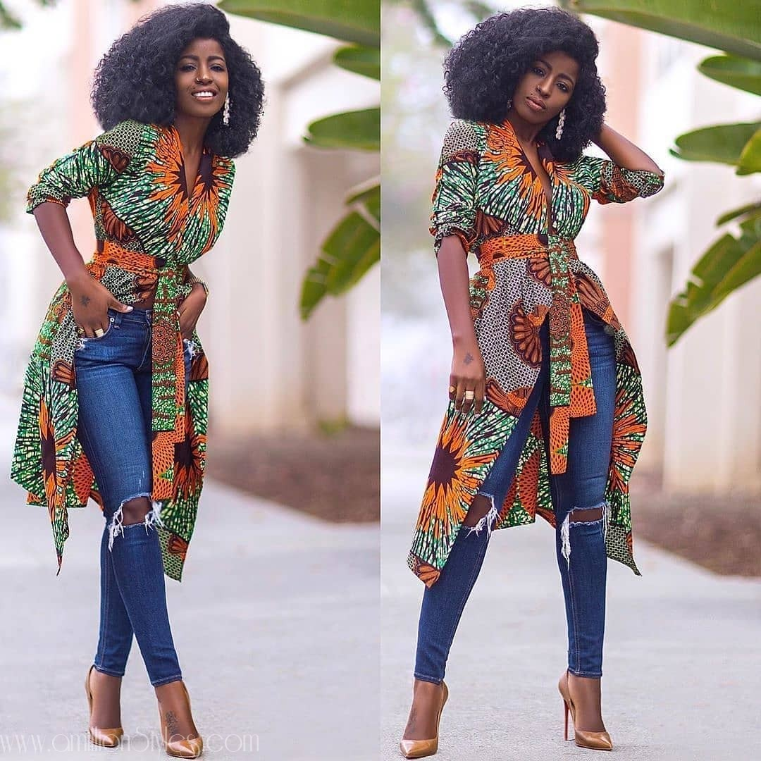 Say Yes! To These 11 Cute Ankara Tops