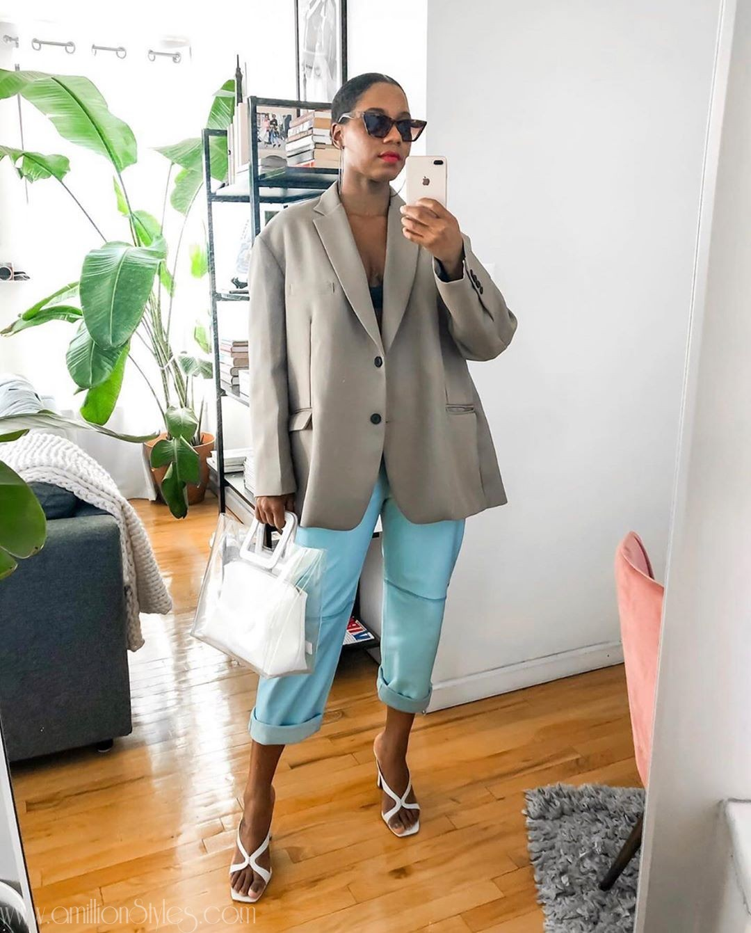 7 Ways To Wear Casual Blazers For Women