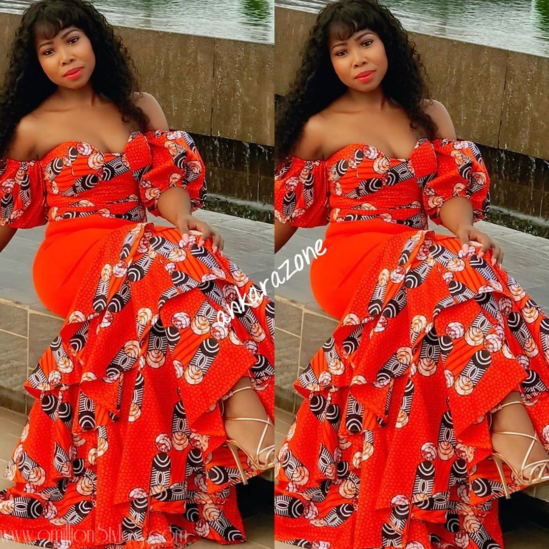 15 Latest Ankara Style That Will Turn Your Heads