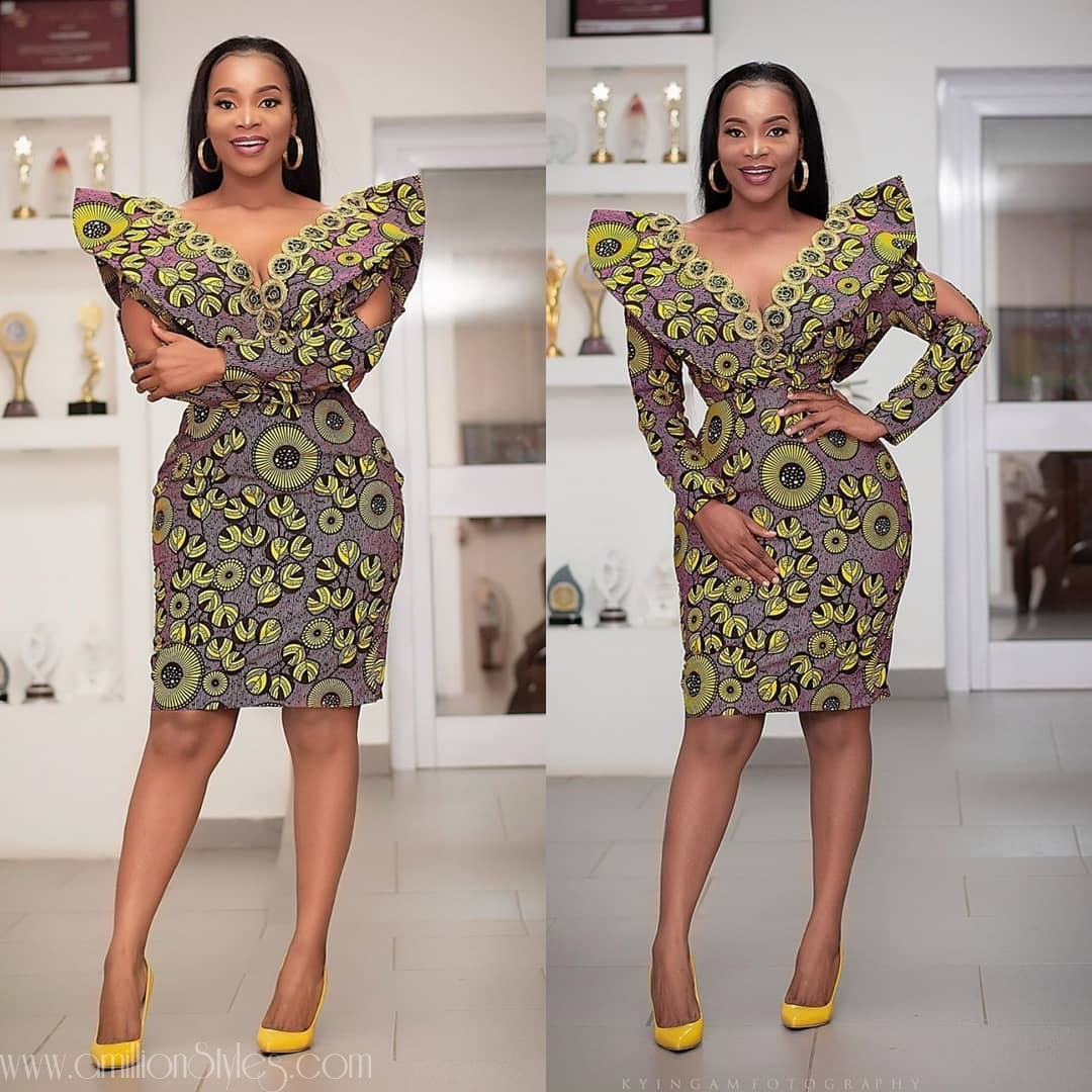 Latest Women's Ankara Styles-Volume 16