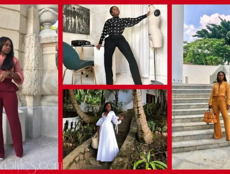 Fabulous Styles Of Nigerian Designers: Andrea Iyamah