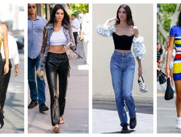 Street Style Of The Day: Kendall Jenner