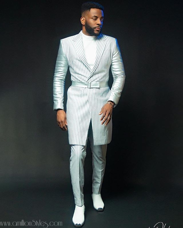 Ebuka Obi-Uchendu Keeps Winning The Men's Style Game