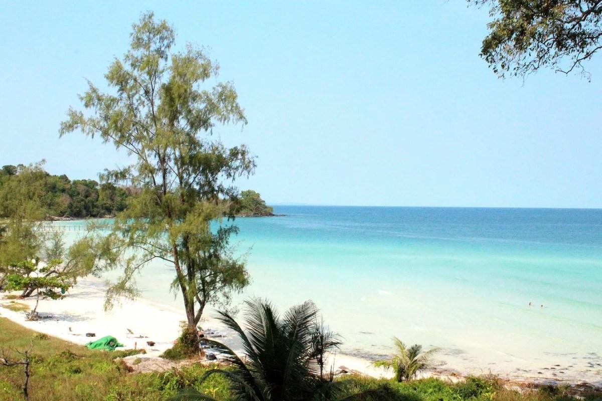 Coconut Beach isola koh rong come arrivare
