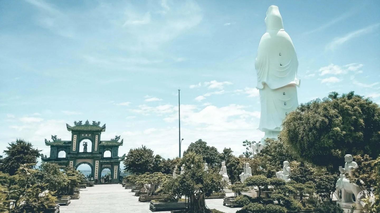 come arrivare a Lady Buddha da nang