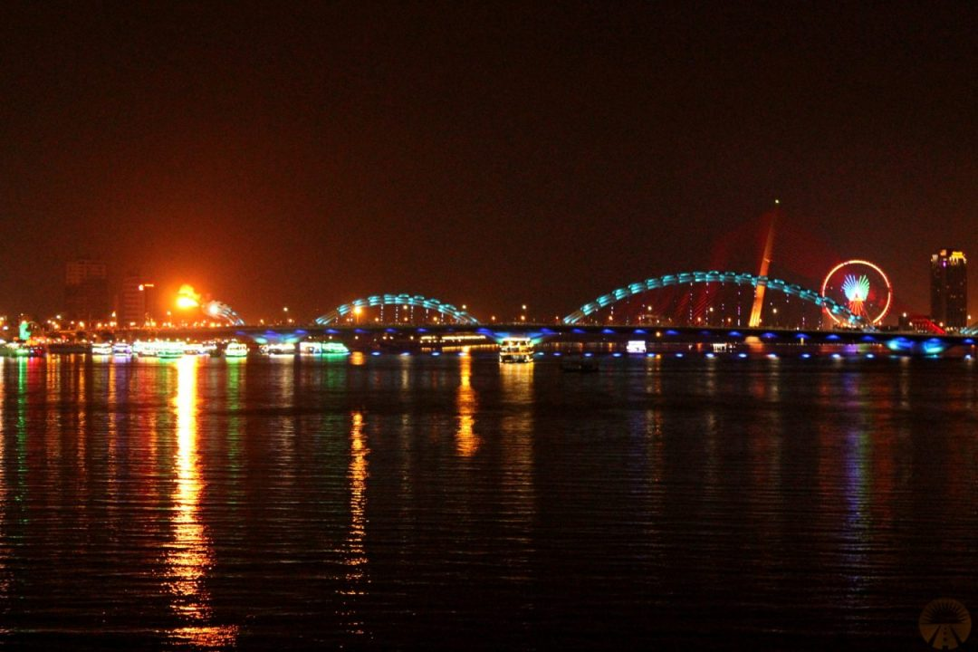 Han River at night