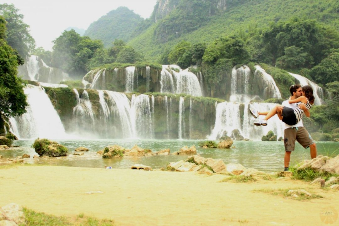 CAO BANG AND BAN GIOC WATERFALLS, VIETNAM