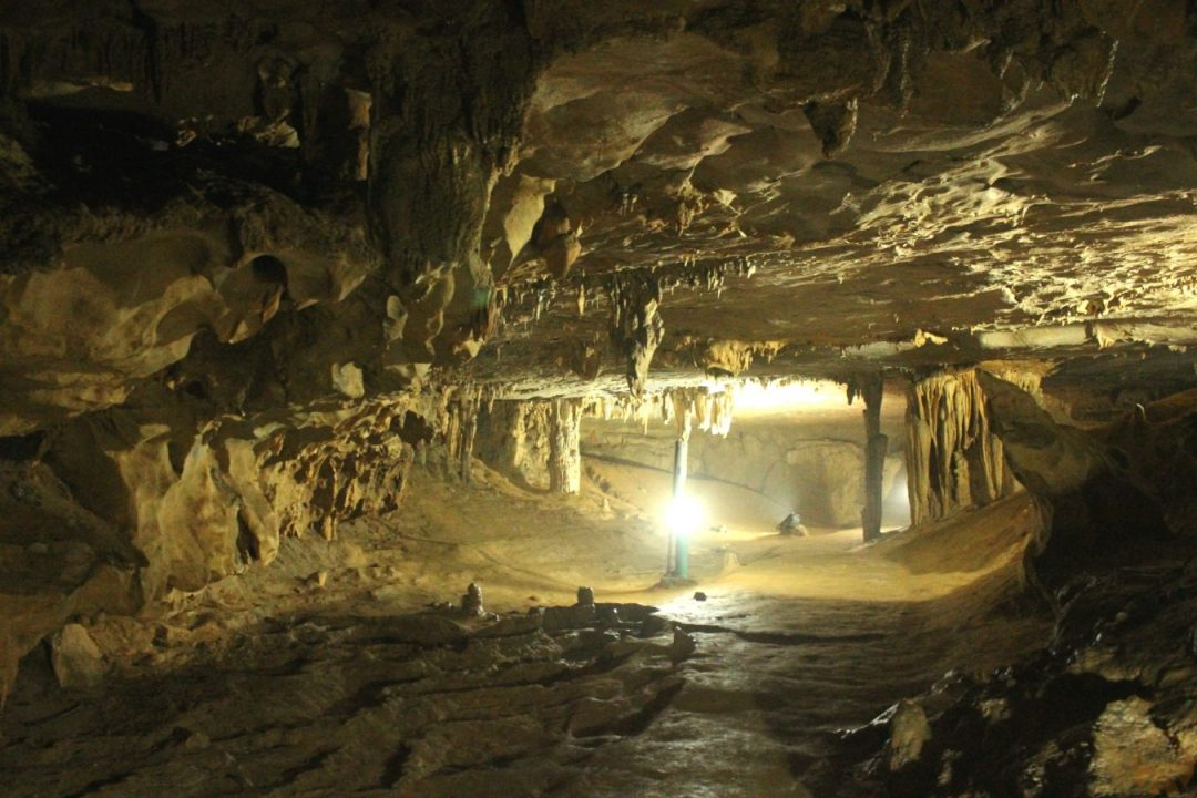 Nguom Ngao cave: worth a visit