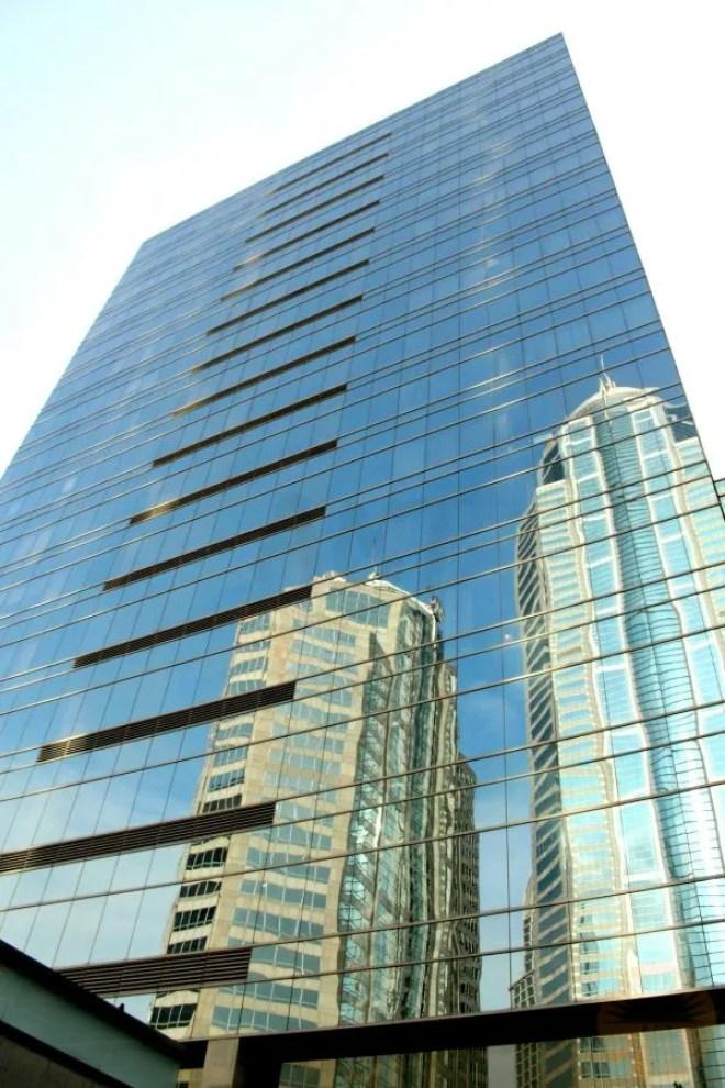 Skyscrapers of Bangkok