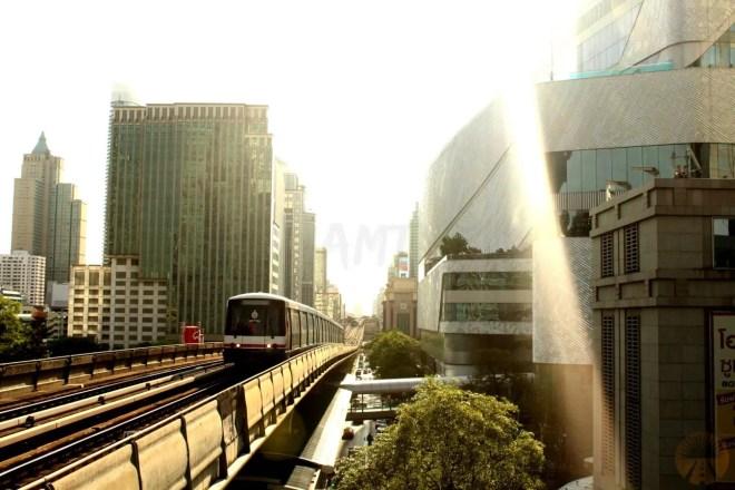 BTS Skytrain rides