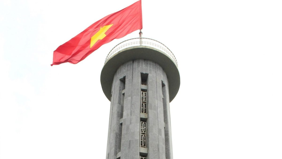 Lung Cu tower