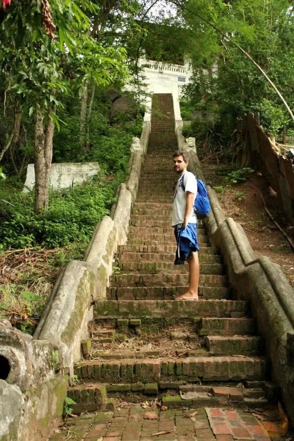 Uphill in Phusi