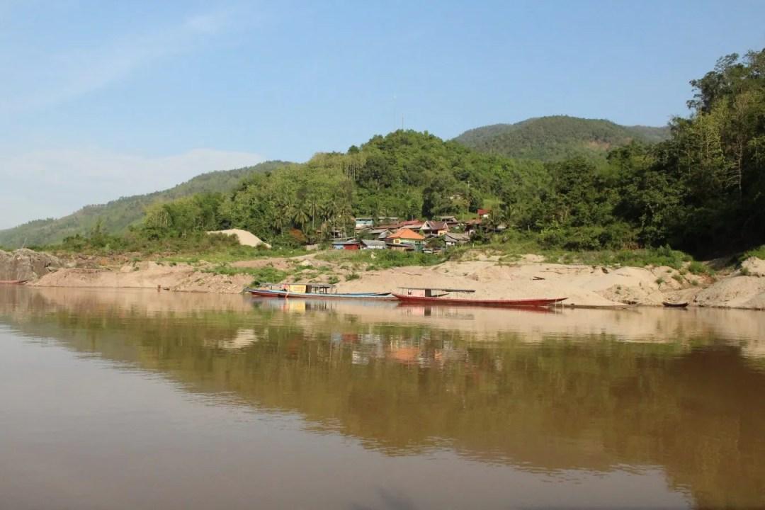 pak beng where to stay luang prabang boat