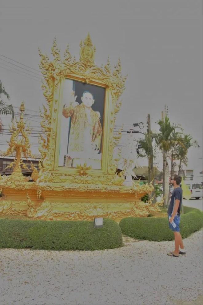 Edo pays respect to King Rama