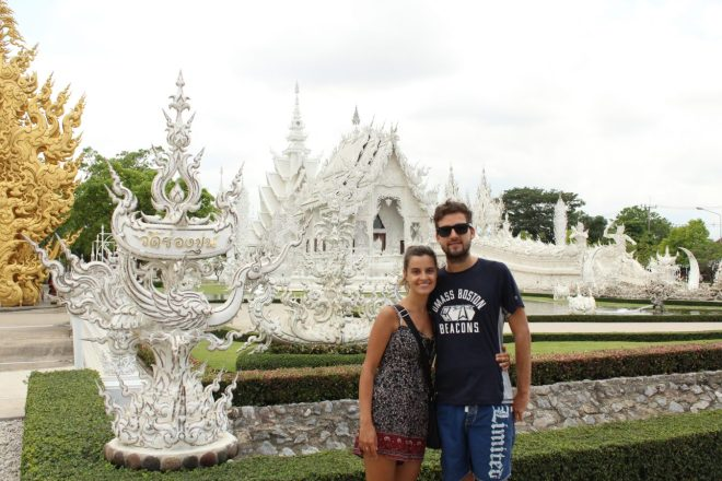 At White Temple
