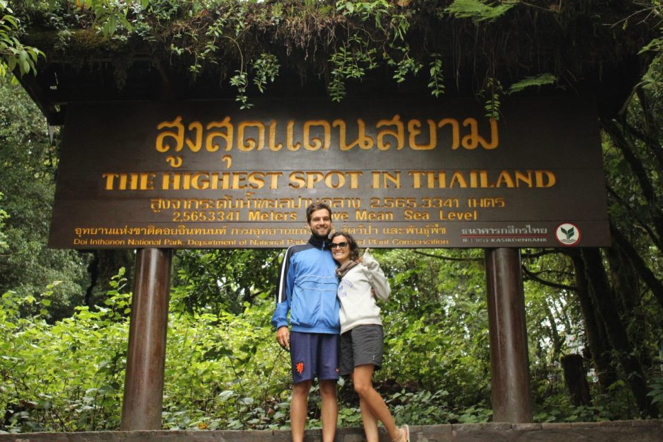 how to go from chiang mai to doi inthanon