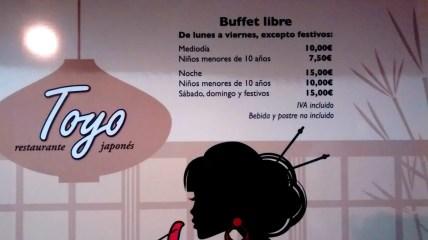 Toyo Restaurante Japones Barcelona