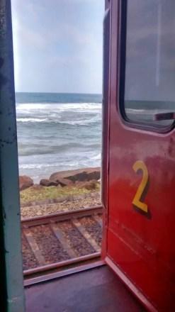 treno Colombo-Galle, Sri Lanka