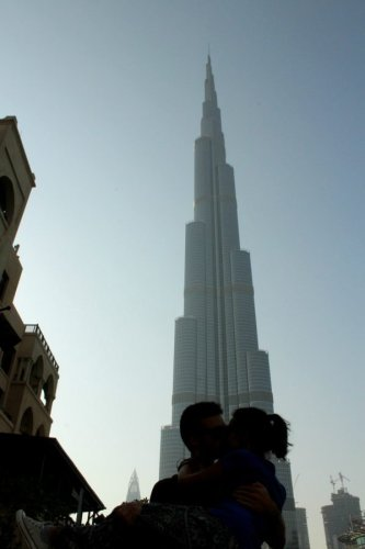 A Million Travels @ Burj Khalifa, Dubai