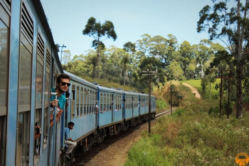Ella-Kandy train tickets Sri Lanka