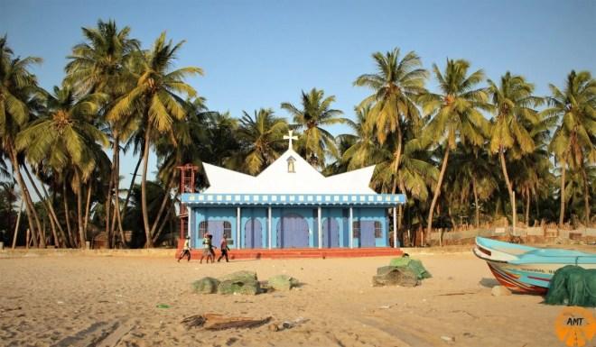 Trincomalee beach, Sri Lanka