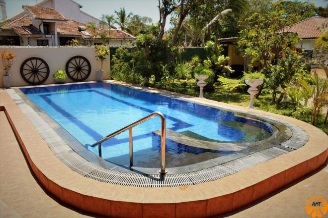 Embiente Guesthouse, Negombo, Sri Lanka