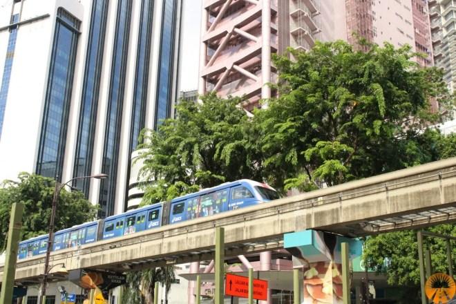 Monorail, Kuala Lumpur, Malaysia