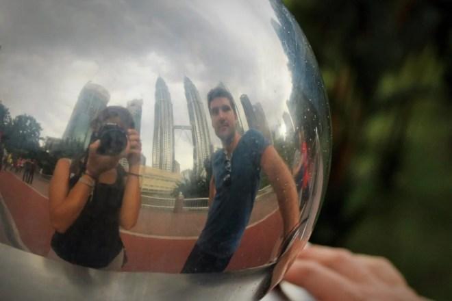 A Million Travels @Petronas Towers, Kuala Lumpur