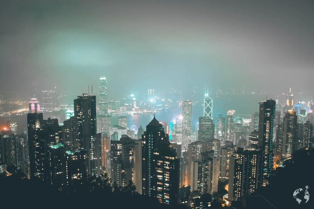 DA NANG TO HONG KONG: A QUICK VISA RUN