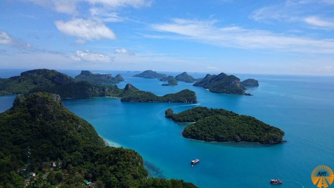 koh samui Ang Thong how to go