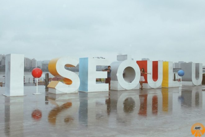 Seoul flight Vietnam Da nang