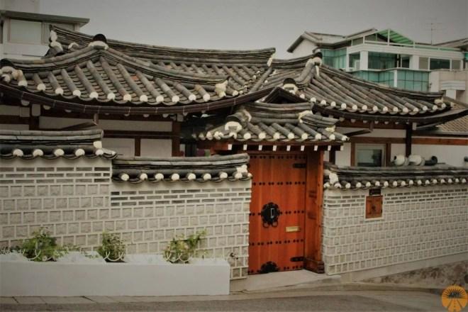 seul villaggio hanok hotel