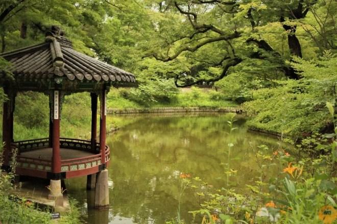 giardino segreto seul