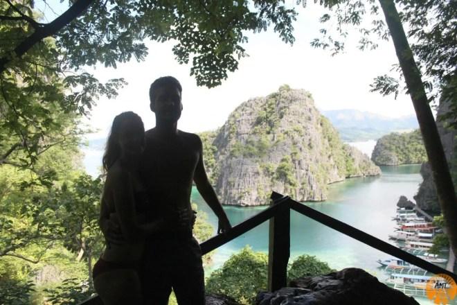 A Million Travels @Kayangan Lake, Palawan