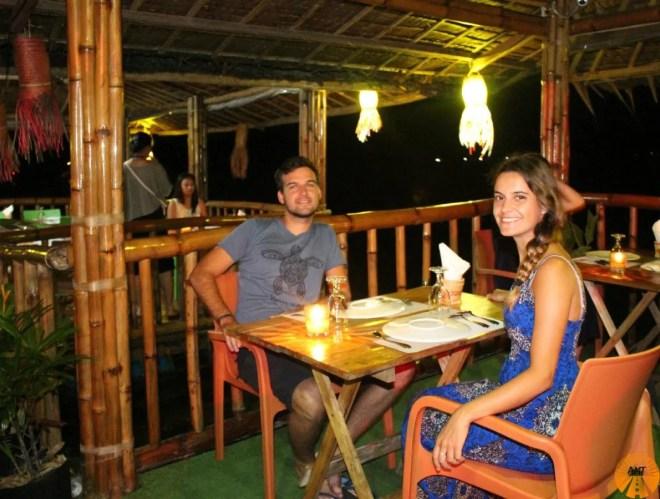 ristorante galleggiante coron filippine