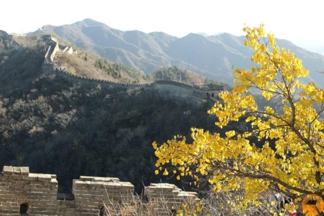 muraglia cinese pechino mutianyu jiankou