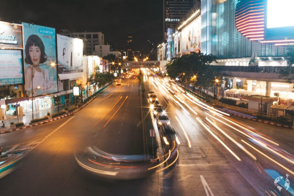 what to do Bangkok by night