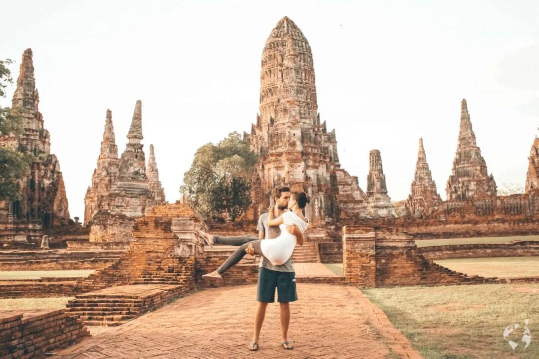 A Million Travels @Ayutthaya