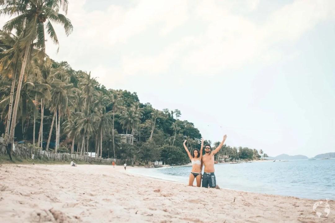 migliore spiaggia el nido palawan