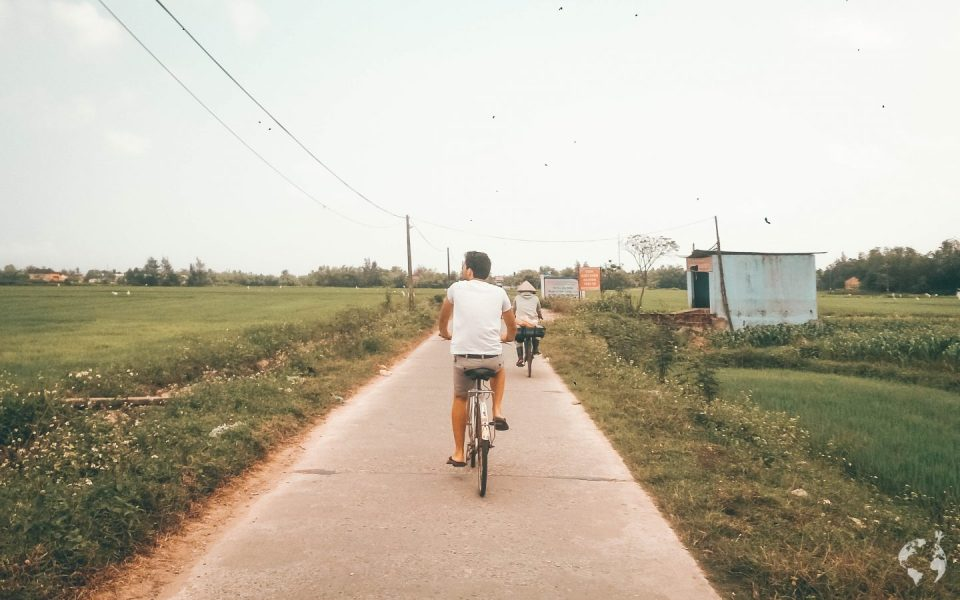 what to do in Hoi An bicycle tour