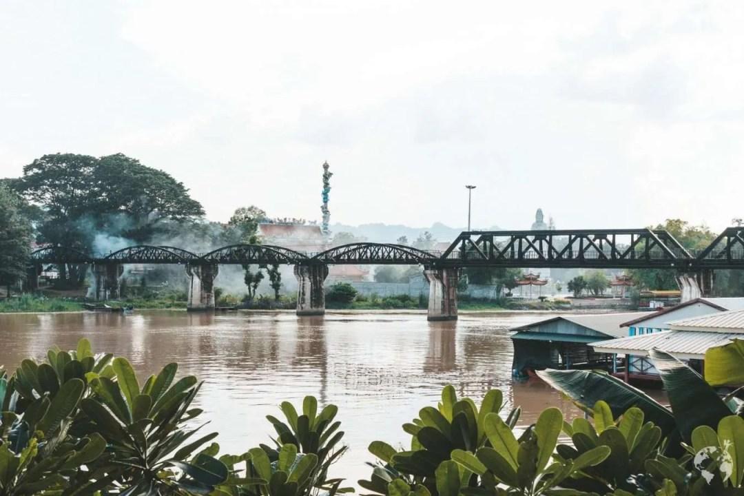Ferrovia della Morte Ponte sul Fiume Kwai cosa fare cosa vedere