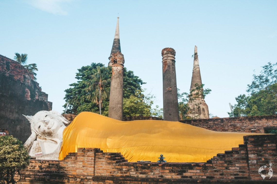 Best temples Ayutthaya A Million Travels