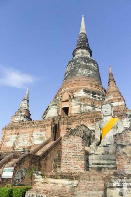 what is the best temple Ayutthaya
