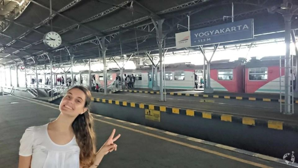 yogya train station probolinggo mt bromo