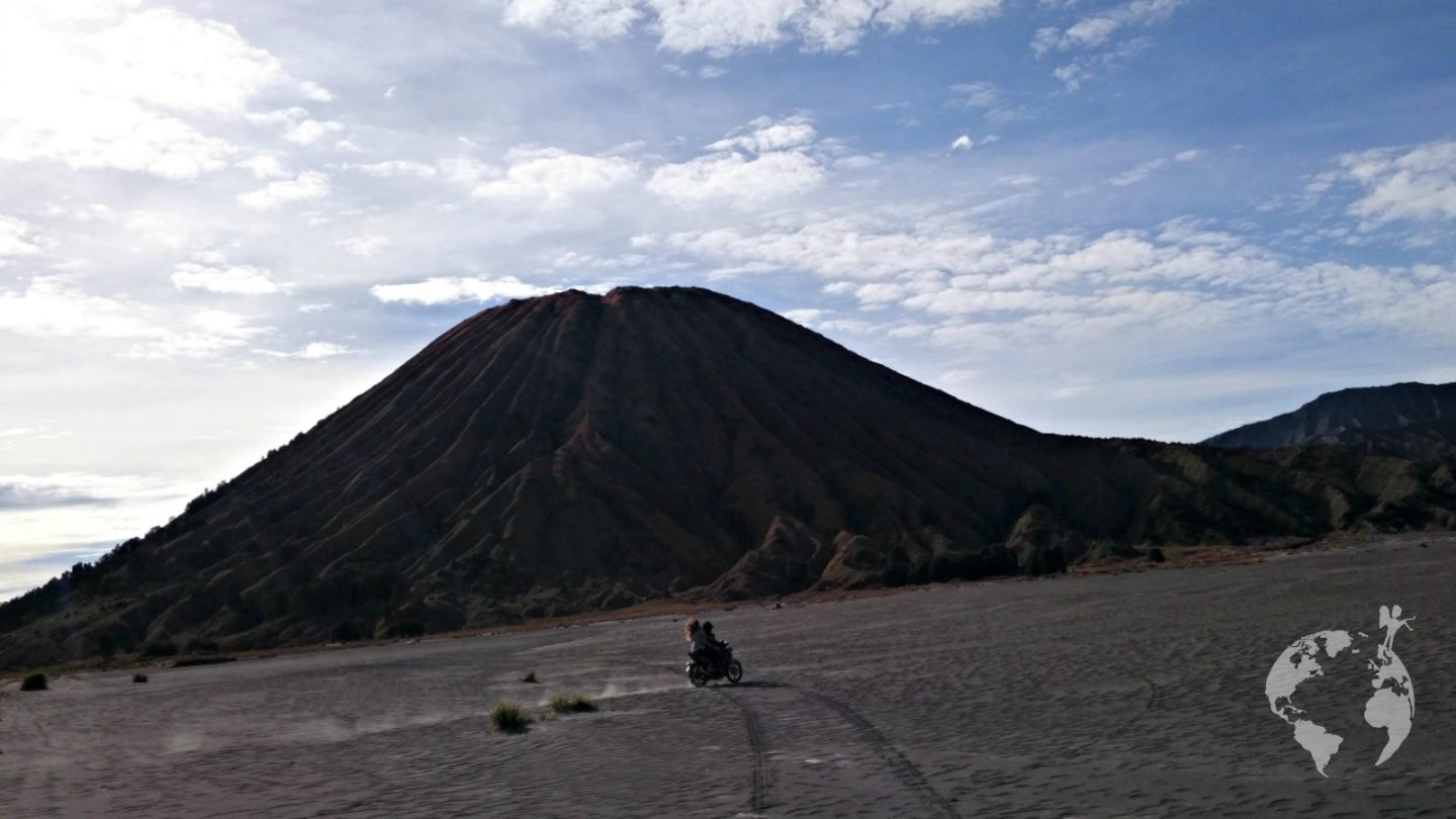 Motorbike Mt. Bromo how to go