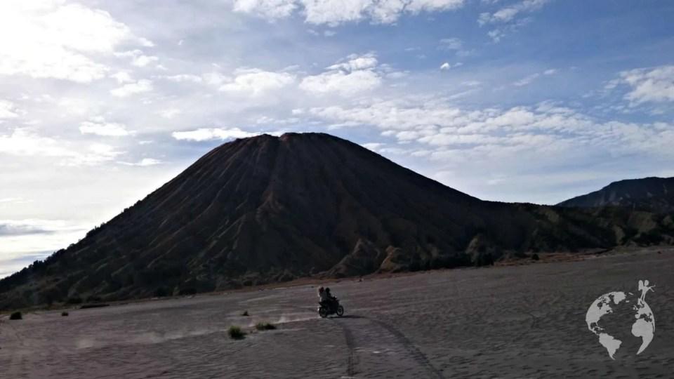 Motorbike Mt. Bromo how to go