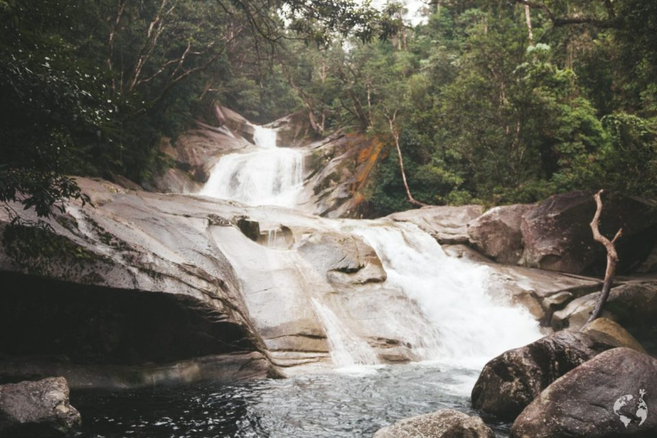 waterfall circuit tablelands